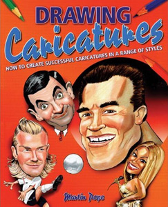 How to Draw Succesful Caricatures by Martin Pope